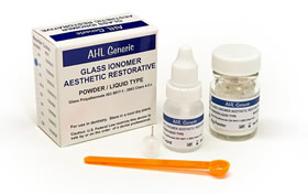Glass Ionomer Aesthetic Filling Material